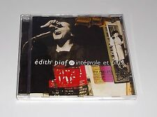 EDITH PIAF - INTEGRALE ET PLUS / VOLUME 11 (CD) COMME NEUF (RARE)