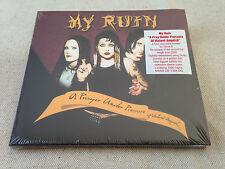 MY RUIN - A Prayer Under Pressure Of Violent Anguish LTD ED DIGI CD NEW & SEALED