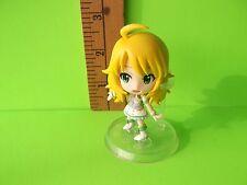 "The  IDOLM@STER Hoshii Miki2.5""in Mini Figure Dressed in Darling High Heels Cute"