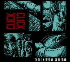 CLICK CLICK - THOSE NERVOUS SURGEONS [DIGIPAK] * NEW CD