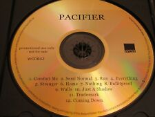 Pacifier by Pacifier (Shihad) Promo Only Pre Release WEA WCDB42 12 Tracks