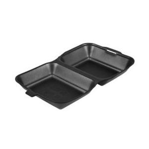 Black Burger Boxes Medium Boxes x 500 Hp2 Fish Chips Takeaway BOX127