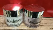 Kashmere Dip Dipping System  Nail Powder -PINK &  WHITE  2 oz jar