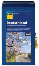 ADAC StraßenKarten Kartenset Deutschland 2018/2019 1:200.000 (2017, Karte)