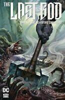 Last God #7 Fellspyre Chronicles DC Comic 1st Print unread NM 2020