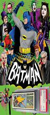 1966 A&BC Batman ROBIN TO THE RESCUE #20 NEAR MINT-MINT 8 NONE HIGHER-garno PSA