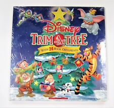 Disney Trim-A-Tree : 24 Book Ornaments by Disney Book Group Staff NEW