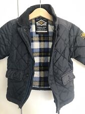 Next Barbour Style Jacket Next 9-12 Months Winter Coat