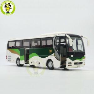 1/42 MAN Lion's Star ZK6120R41 Kwoon Chung Diecast Bus Model Toys Kids Gifts