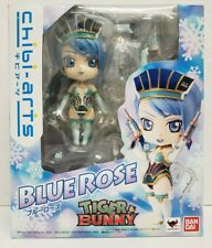 "Blue Rose""Tiger & Bunny""  Chibi-Arts from Tamashi Nations *Complete*"