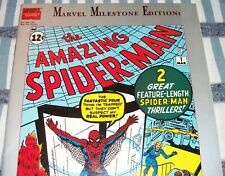 Amazing Spider-Man #1 Marvel Milestone Edition Reprint from May 1996 in F/VF Con