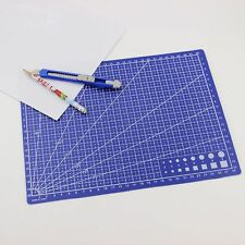 Card Craft Paper Board Cutting Mat Grid Lines Scale Plate A4