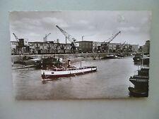 Ansichtskarte Kehl a. Rhein Rheinhafen 1957
