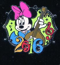 Dated 2016 Music Magic Memories Mystery Minnie Disney Pin 112825