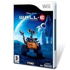 🛒 WALL E - GAME - NINTENDO WII - NEW