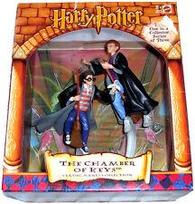Harry Potter Chamber of Keys Classic Scenes Collection #1 Mib Mattel #50256 Rare