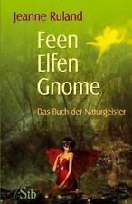 Jeanne Russie-Fées, elfes, GNOME-Le Livre de la nature des esprits/3