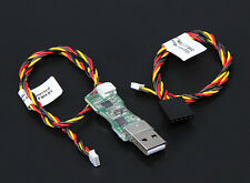 New FrSky FrUSB-3 USB Upgrade Cable Tx Rx Sensor Hub RS232 UART telemetry US