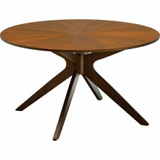 Oak Round Contemporary Tables