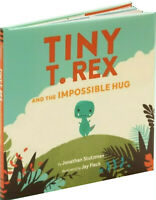 Tiny T Rex and the Impossible Hug by Jonathan Stutzman (Hardcover)FREE ship $35