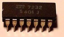 ITT 5401J Military TTL - Vintage ! - 1972 Date Code - RARE !!