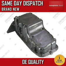 VAUXHALL ASTRA G 1.8 16V 1998>2005 ALUMINIUM ENGINE OIL SUMP PAN WITHOUT BORE