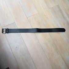 Comptoir des Cotonniers wide leather belt, size 1