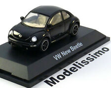 1:43 Schuco VW New Beetle 1997 black
