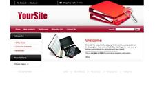 Established Office Business Supply Website Business Free Domain Name