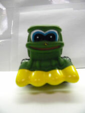 John Deere Cory Combine Green Yellow Soft Plastic Collectible Play Toy