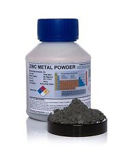 500g Zinc metal powder•High quality•Super fine