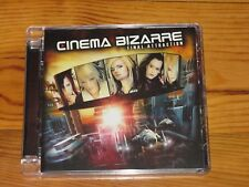 CINEMA BIZARRE Final Attraction Limited Edition CD (15 Tracks)