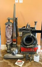 Kirby Sentria Bagged Upright Vacuum Cleaner W/ Attachments & Carpet Shampooer