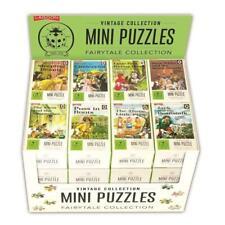 Ladybird Vintage Fairytale Collection Mini Puzzles 88 Piece Childrens Jigsaw