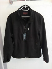 GUESS Jeans Jacke schwarz Softshell L Large NEU mit Etikett Winter Wind