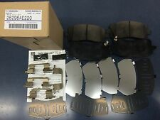 Genuine OEM Subaru Legacy Forester Outback Front Brake Pad Set 97-02 26296AE220