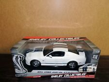 1:18 Shelby Collectibles 2011 Ford Shelby Mustang GT350