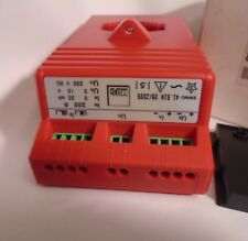 NEW MBS SWMU 41.51N MEASURING TRANSDUCER, MEASURES DRAW OF MOTOR OR CIRCUIT 24V