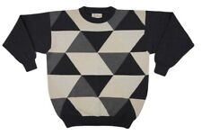 Pringle Of Scotland 100% Lambswool Men's Size Large Crew Neck Sweater