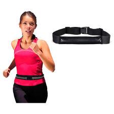 Mini Riñonera Elastica Impermeable Cinturon para Running Correr Gimnasia Fitness