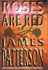 ROSES ARE RED - James Patterson (Hardcover, 2000, Free Postage)