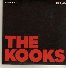 (CP206) The Kooks, Ooh La - 2006 DJ CD