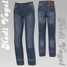 """Held Jeans Crackerjack, komplett mit Aramid blau Größe W38""""L32 - UVP 259 Euro"""