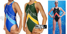 Woman Female Racing Competition Swimsuit Swimwear Size 32 / L / Girl's 14