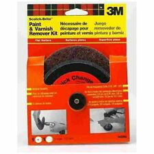 """New listing Scotch-Brite 9420Na Flat Surface Paint & Varnish Remover Kit 5"""""""