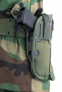 BIANCHI, M1415 Thumb Strap System, Olive Drab Green, Fits: M12, UM84, UM92 semia
