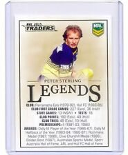 Parramatta Eels Peter Sterling NRL & Rugby League Trading Cards