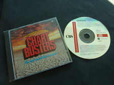 CHARTBUSTERS ULTRA RARE AUSTRALIAN ONLY CD! CBS AC/DC MIDNIGHT OIL PAUL YOUNG