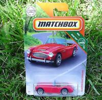 '63 Austin Healey Roadster. 2018 MBX Road Trip. 87/125. FHG81. New in Package!