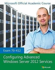 *New*Microsoft Official Academic Course Exam 70-412 Configuring Advanced Windows